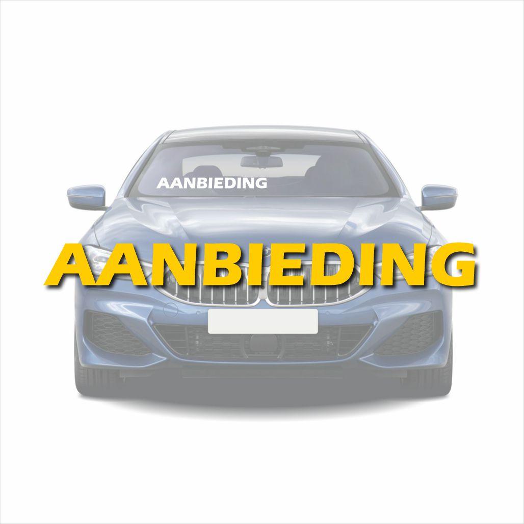 autoraam sticker aanbieding